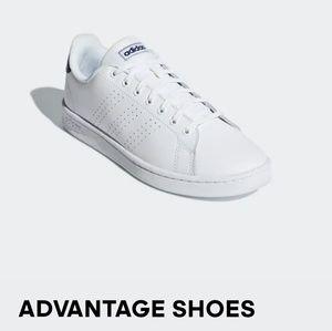 Adidas cloudfoam memory foam shoes